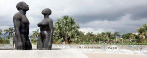 Statues Emancipation Park