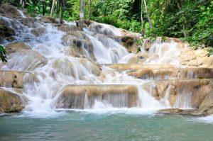 Chutes de la Dunn, Ocho Rios, Jamaïque